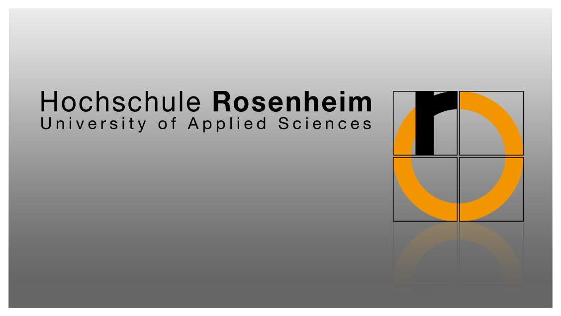 Fh Rosenheimmunity toolsetup
